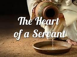SERVANTHOOD – SACRIFICIAL LIFE